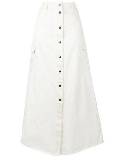 длинная юбка на пуговицах Twin-Set