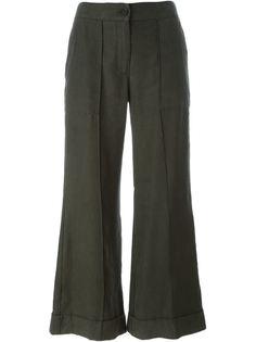 расклешенные брюки Raquel Allegra