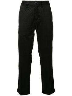 flared cropped trousers R13