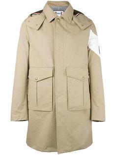 single breasted coat  Moncler Gamme Bleu