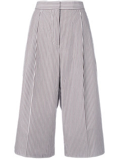striped cropped trousers Ports 1961