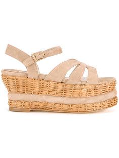 platform sandals  Paloma Barceló