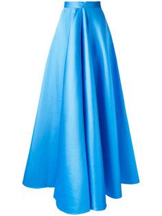 юбка со складками Maison Rabih Kayrouz