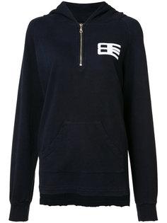 zipped hoodie  Baja East