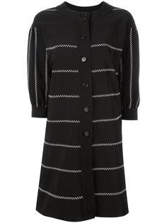 patterned shirt dress Rossella Jardini