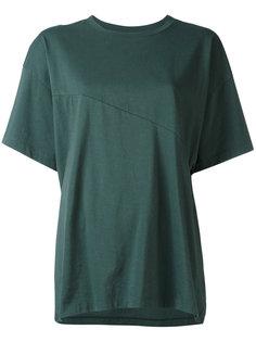 футболка с удлиненными рукавами Mm6 Maison Margiela