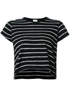 striped boxy T-shirt  Re/Done