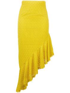 юбка с отделкой складками Daizy Shely