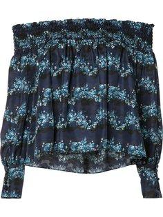 блузка Callie Zac Zac Posen