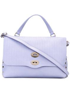 textured tote bag Zanellato