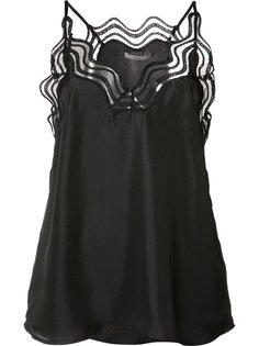блузка Samari Zac Zac Posen