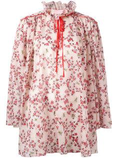 floral print blouse  Giamba
