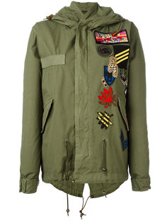 multipatch parka  Mr & Mrs Italy