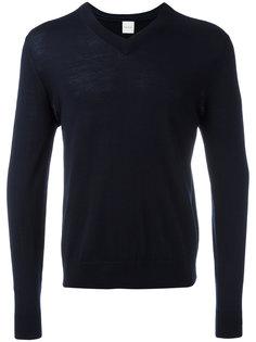 свитер c V-образным вырезом   Paul Smith