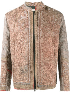 embroidered jacket By Walid