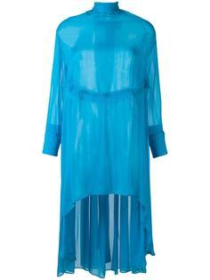 платье с открытой спиной  Cédric Charlier