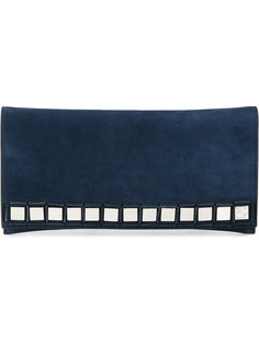 mirror embellished clutch Tomasini