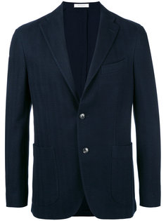 patch pockets blazer Boglioli