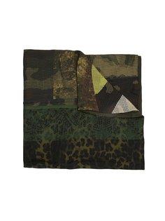 printed scarf  Pierre-Louis Mascia