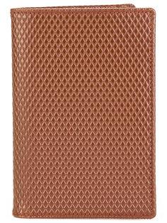 textured billfold wallet  Comme Des Garçons Wallet