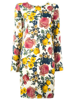 floral print dress Fausto Puglisi