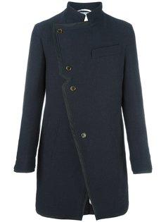пальто с диагональной застежкой Vivienne Westwood