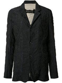 textured blazer  Uma Wang