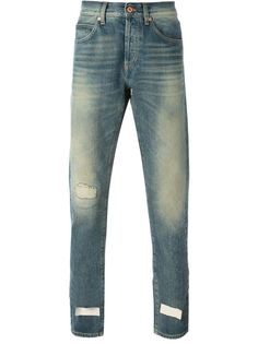 джинсы кроя слим  Off-White