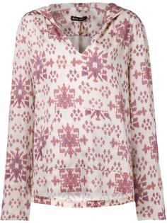 блузка с капюшоном Baja East