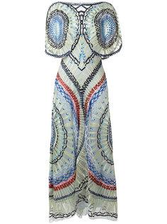 long Aura dress Temperley London