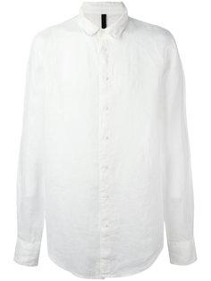 classic plain shirt Poème Bohémien