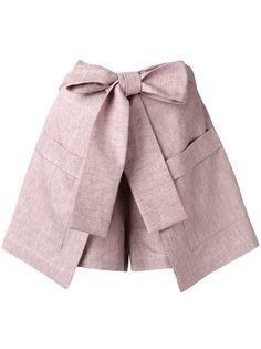 шорты-юбка MSGM