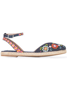 Dotty Festival sandals Tabitha Simmons
