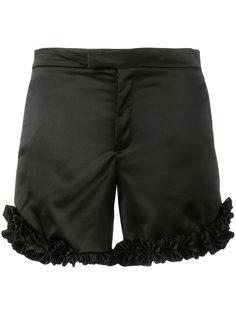 ruffle trim shorts  Jour/Né