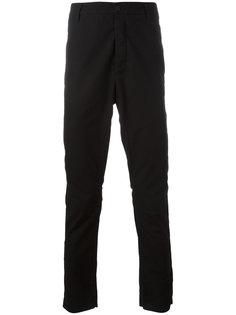 plain tapered trousers Poème Bohémien