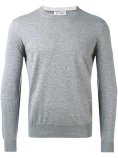 crew neck sweatshirt  Brunello Cucinelli