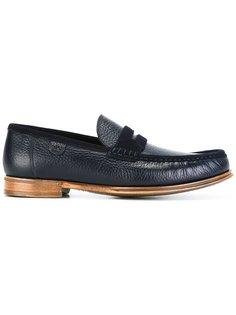 suede trim loafers Dolce & Gabbana