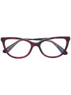"""очки с оправой """"кошачий глаз"""" Dolce & Gabbana"""