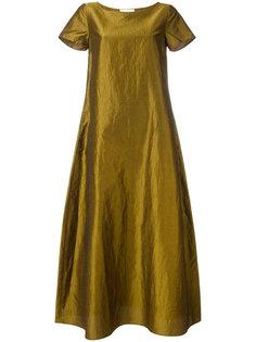 длинное платье А-силуэта Max Mara
