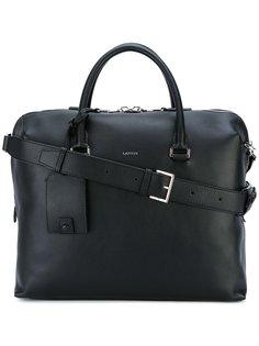 большая сумка-почтальонка  Lanvin