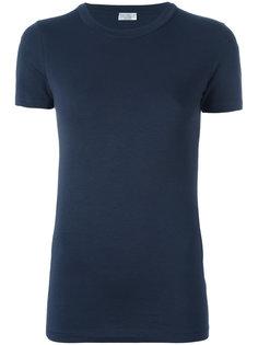 футболка с круглым вырезом Brunello Cucinelli