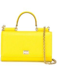 сумка через плечо Von Dolce & Gabbana