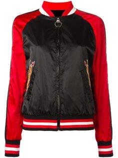 куртка-бомбер Pink Philipp Plein