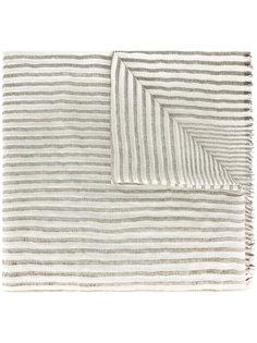 шарф в полоску Brunello Cucinelli