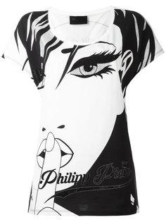 футболка Face Philipp Plein