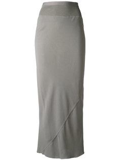 длинная юбка Coda Rick Owens