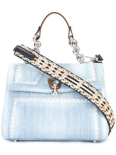 джинсовая сумка-тоут Ermanno Scervino