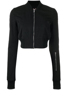укороченная куртка Rick Owens DRKSHDW