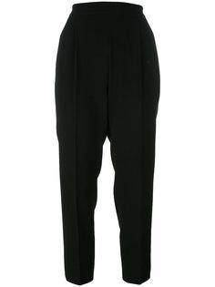 укороченные брюки с плиссировкой Max Mara