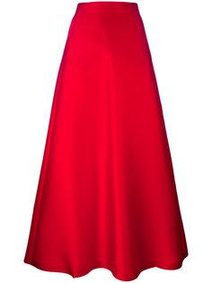 юбка А-силуэта средней посадки  Max Mara